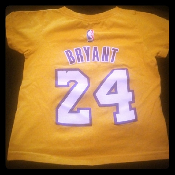 adidas Other - Kobe Bryant 24 Lakers ADIDAS tee